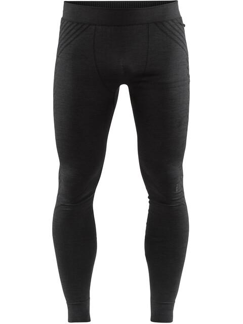 Craft M's Fuseknit Comfort Pants Black